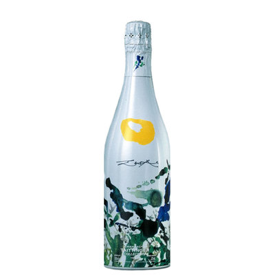 Taittinger, Collection Zao Wou Ki, 1998