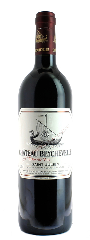 Château Beychevelle, 2003
