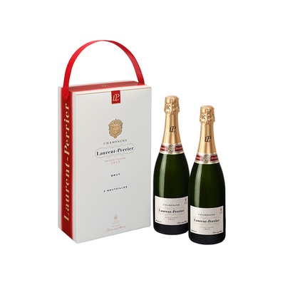 Laurent-Perrier, Coffret Bipack