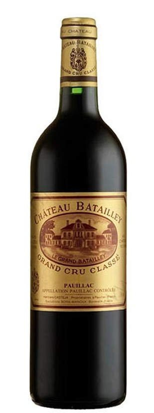Château Batailley, 1988