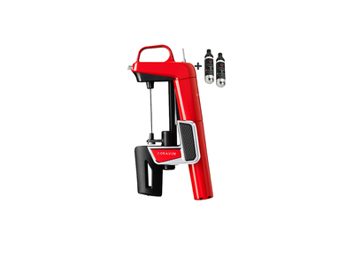 Coravin, Coravin Model Two Elite Rouge + 2 cartouches