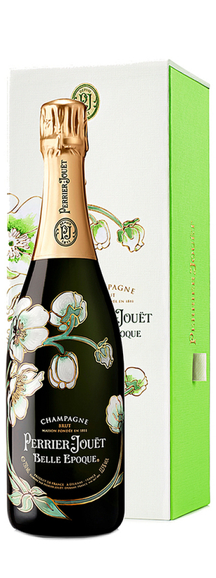 Perrier-Jouët, Belle Epoque en coffret, 2008