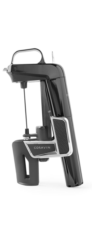 Coravin, Coravin Model Two Elite Noir Piano + 2 cartouches