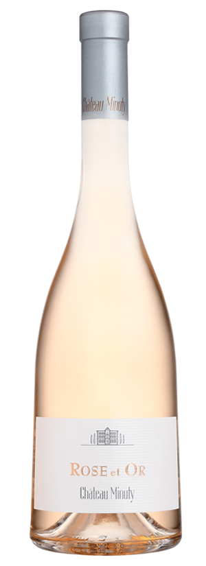 Château Minuty, Rose et Or, 2018