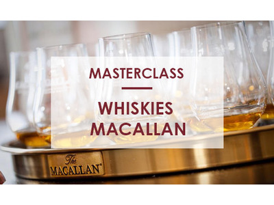 Masterclass, Whiskies Macallan