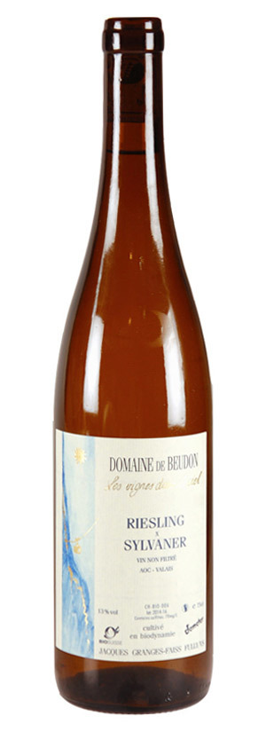 Domaine de Beudon, Riesling & Sylvaner, 2005