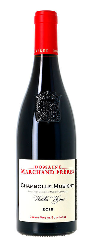 Chambolle-Musigny, Domaine Marchand Frères, Les Vieilles Vignes, 2019