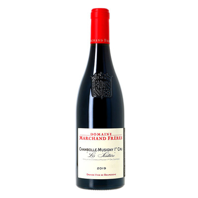 Chambolle-Musigny 1er Cru, Domaine Marchand Frères, Les Sentiers 2019